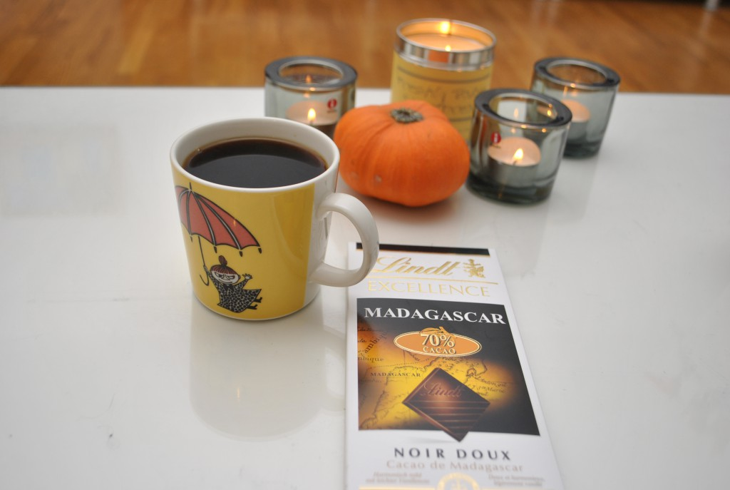 Madagaskarchoklad