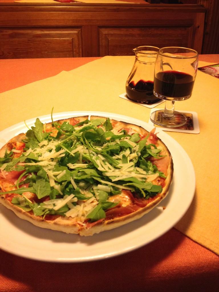 pizza i tyskland