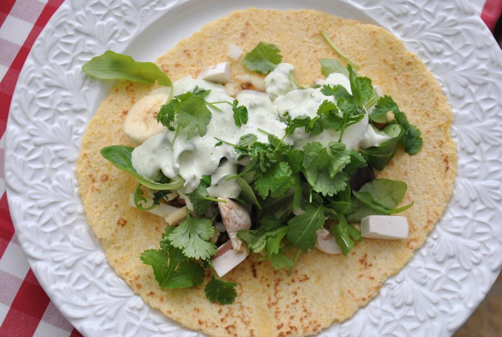 Matdelikats taco