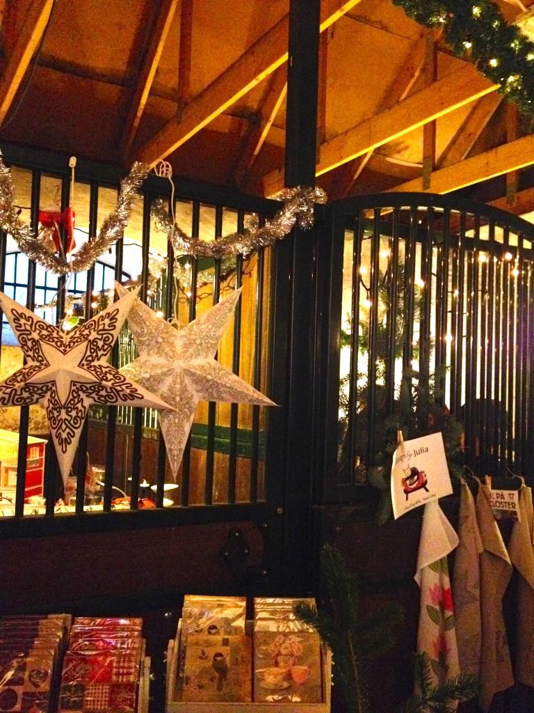Jul i stallet