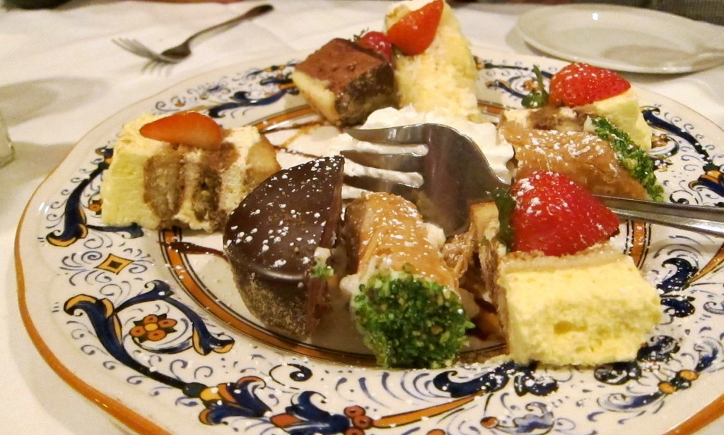 Italiensk dessert