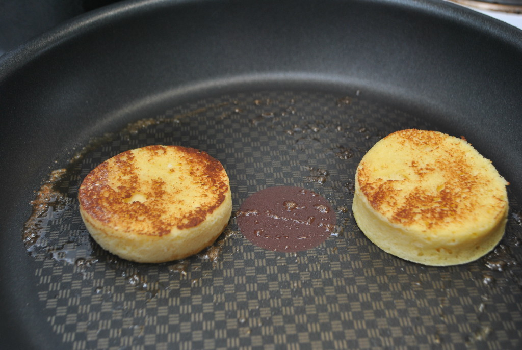 English Muffin low carb