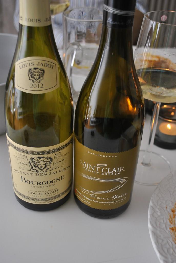 Goda viner till Osso Buco
