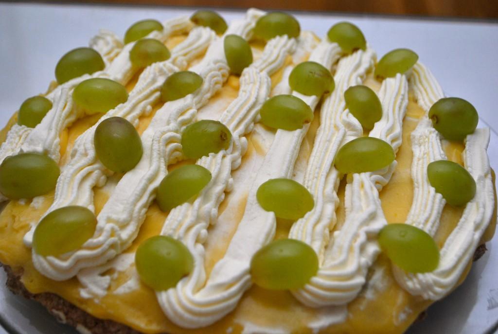 Oskar II tårta
