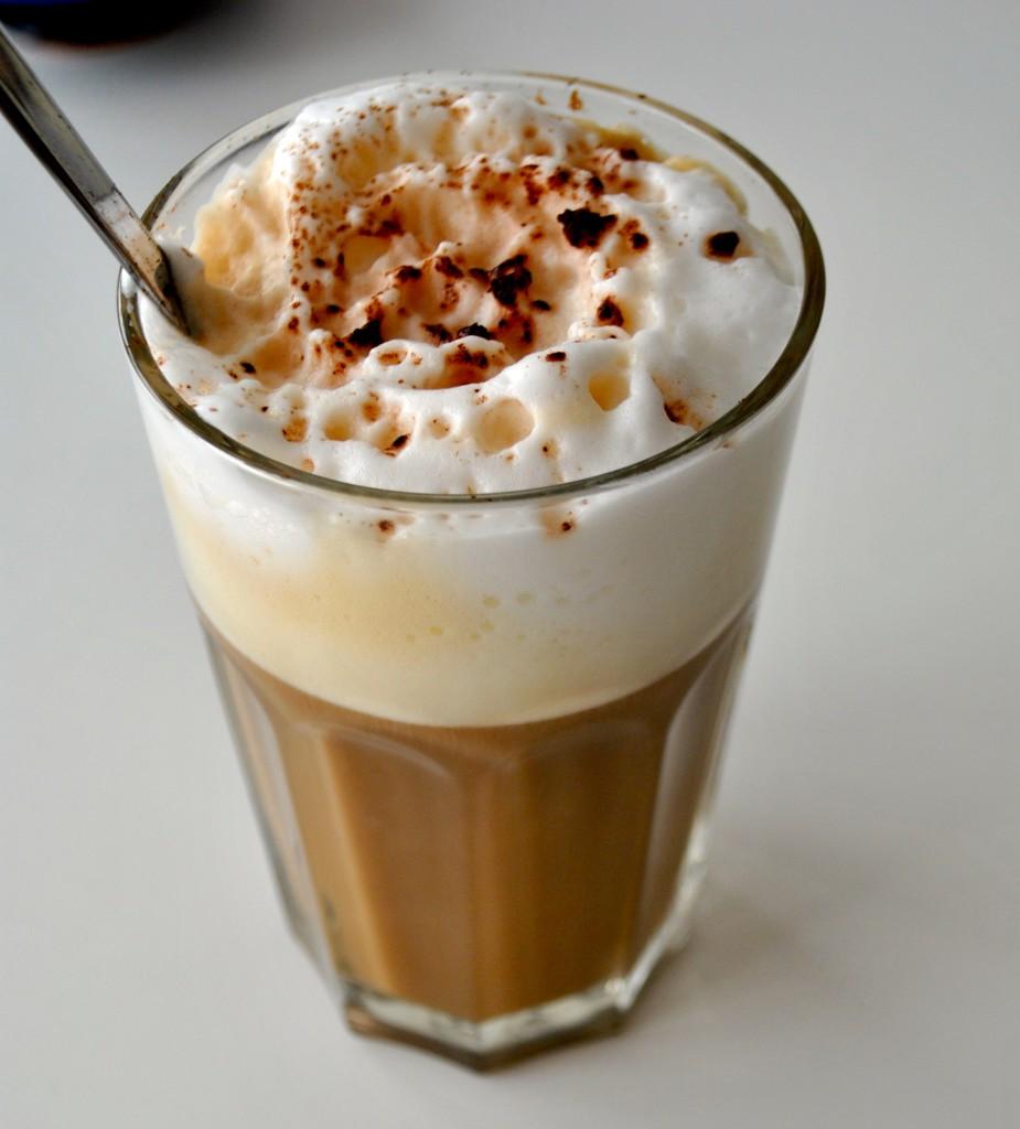 Egen vaniljlatte