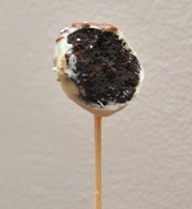 Cake pop med oreo