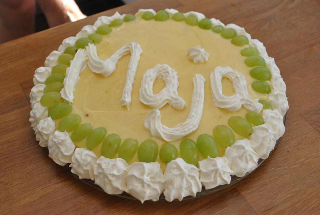 Krilles goda tårta