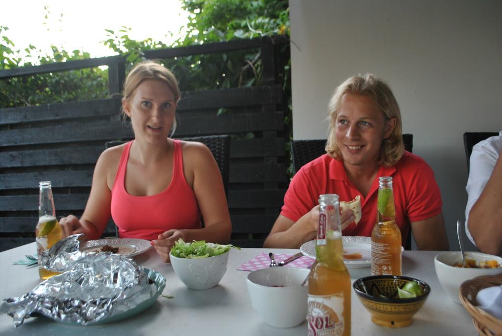 Jennie och Krille