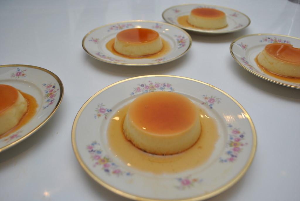 Crème caramell