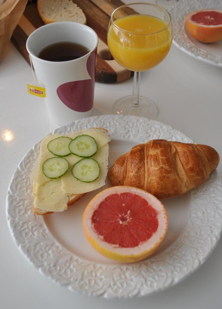 Mysfrukost