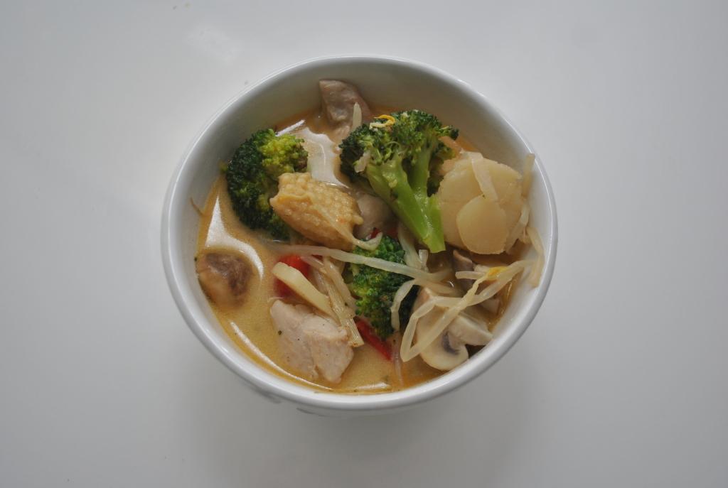 Snabb thaigryta