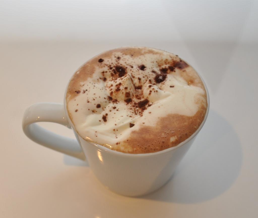 Riktigt god varm choklad
