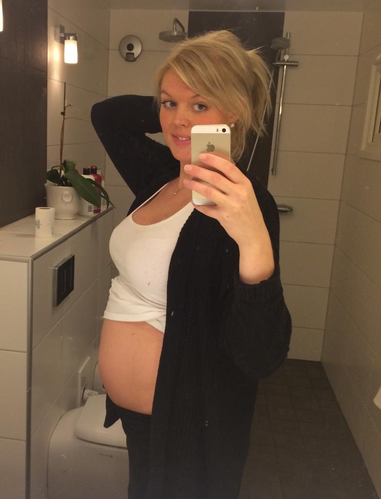 Gravid v 23