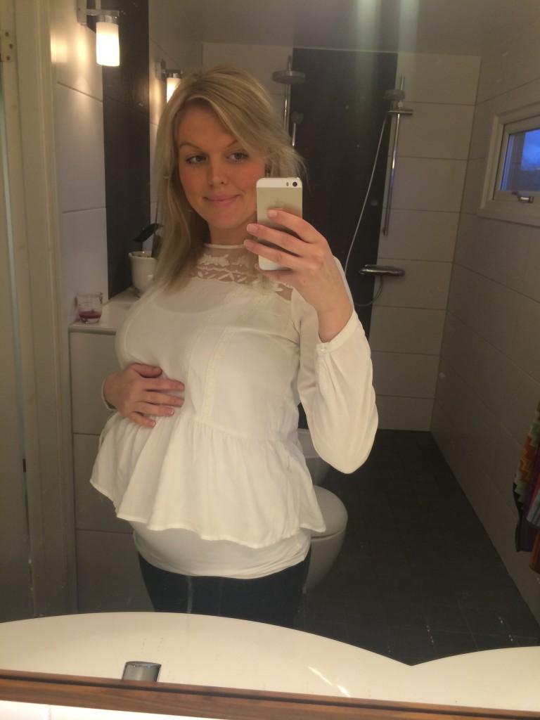 Gravid vecka 29