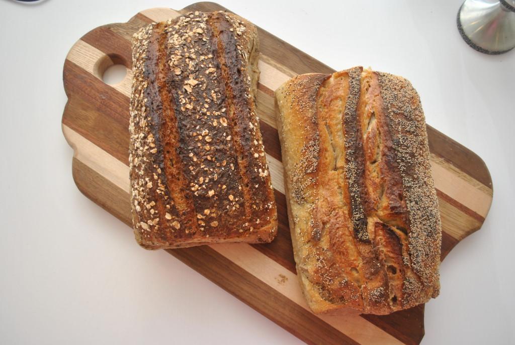Nya bröd
