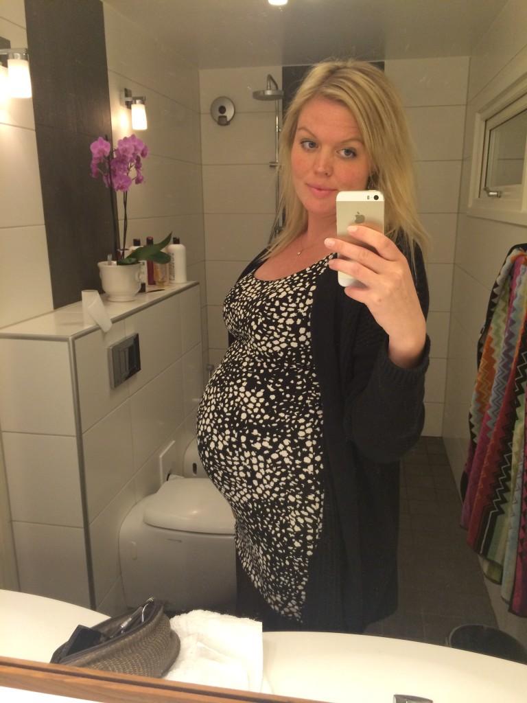 Gravid vecka 36