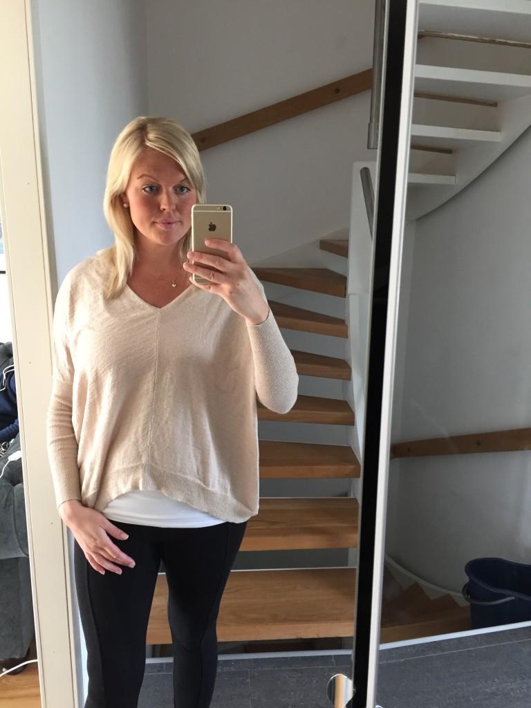 2 veckor efter förlossningen