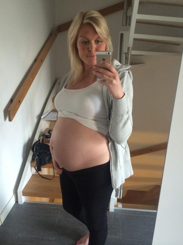 Gravid v 39