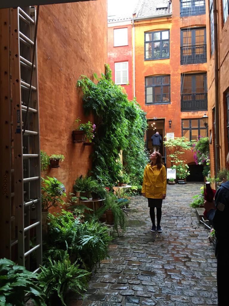 Lisa i Köpenhamn