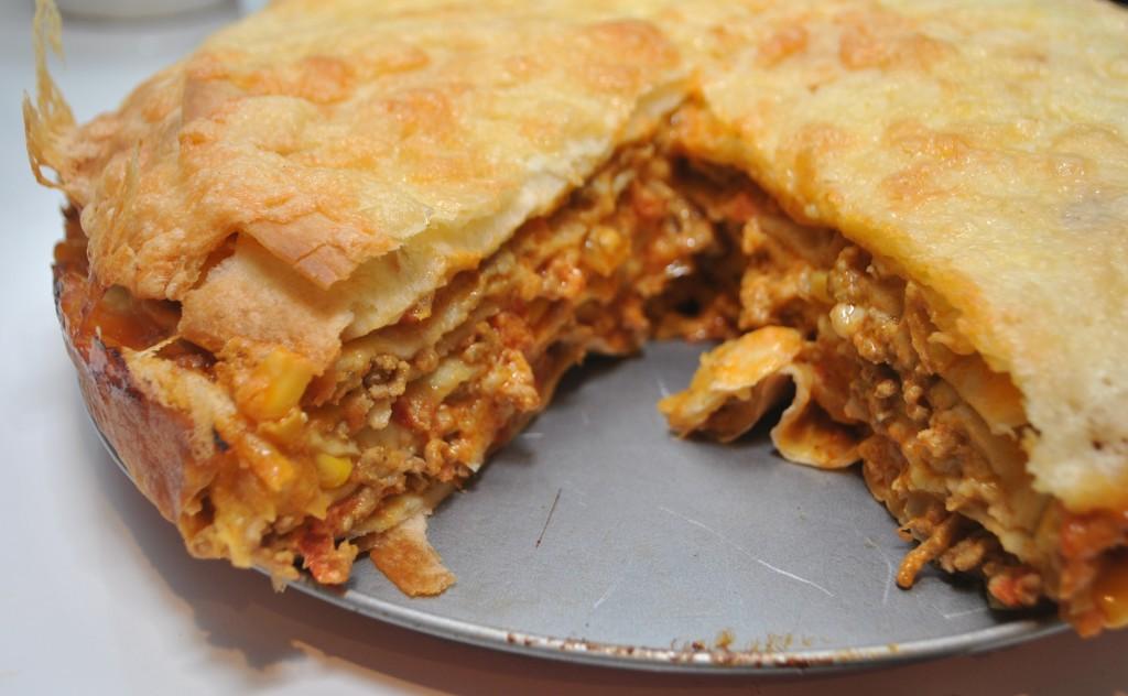 Tortillatårta