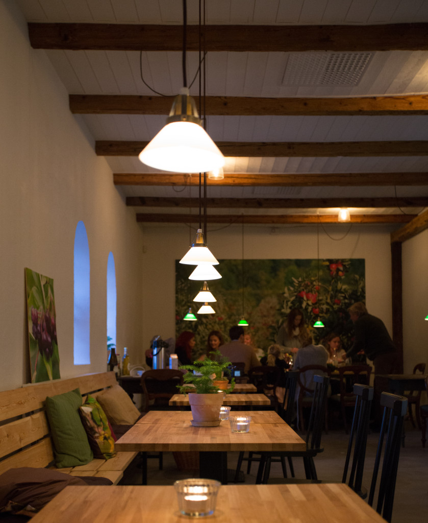 Solnäs Gårds - caféet