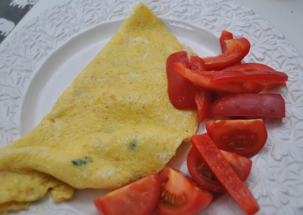 Bästa omeletten