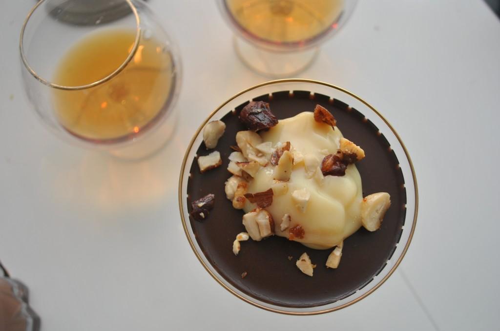 Himmelsk chokladkräm