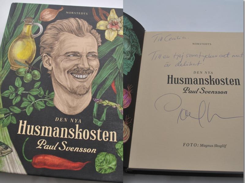 Paul Svensson kokbok