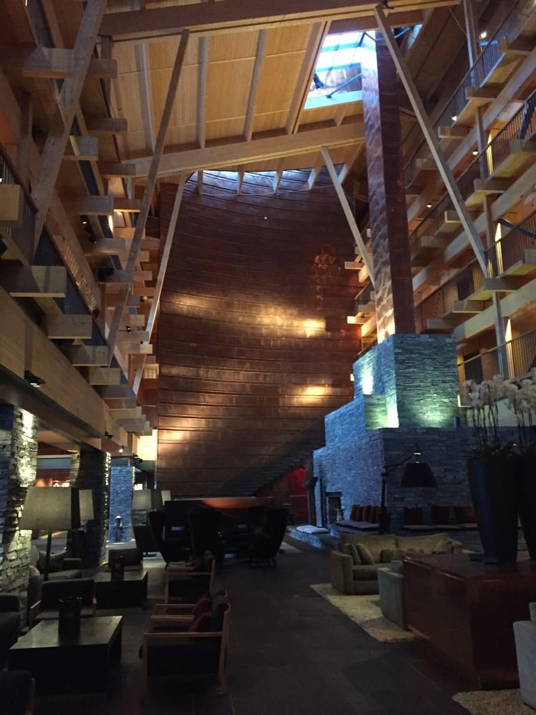 Copperhill Åre, reception